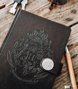 Carnet A5 Premium Harry Potter - Hogwarts crest