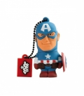Clé USB 8Go 3D Marvel Captain America