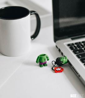 Clé USB 8Go 3D Marvel Hulk