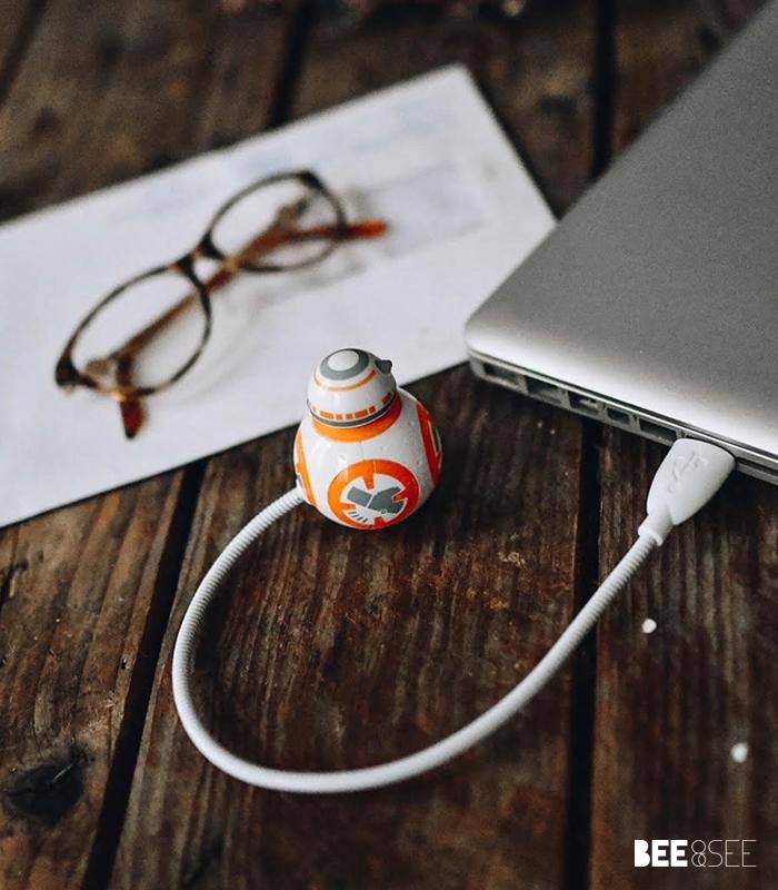 Lampe flexible USB Star Wars BB-8 d7f8cb4043c