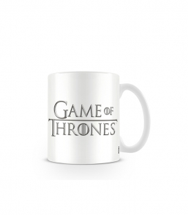 Game of Thrones white coffee Mug