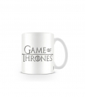 Game of Thrones white coffee Mug