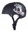 Bullet helmet - Screaming Hand black