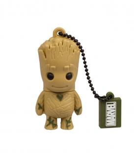 Clé USB Tribe 3D 16 GO Marvel Les gardiens de la galaxie - Groot