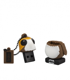 Star Wars The last Jedi Tribe 3D USB Key 16GB - Porg