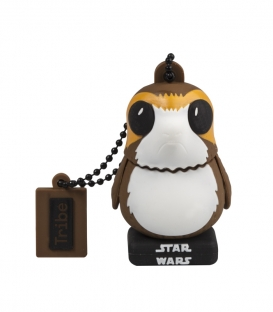 Clé USB Tribe 3D 16 GO Star Wars The last Jedi - Porg