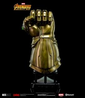 Enceinte Marvel Thanos gant de l'infini