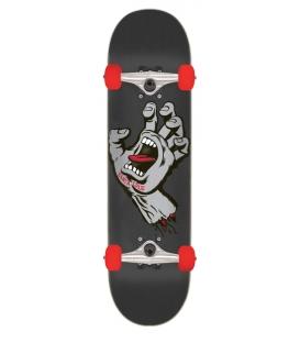 Santa Cruz 7.8in x 31.7in Screaming Hand Skateboard Complete
