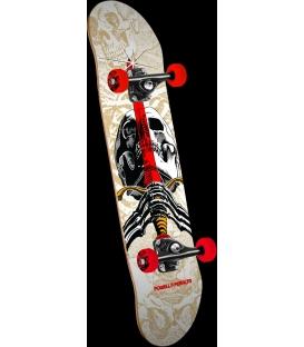 Z-Flex Pintail Black Complete Longboard