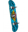Powell Peralta Winged Ripper 15 Blue complete skateboard assembly 28