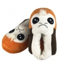 Porgs Star Wars 3D Slippers Ladies Large UK 5-7
