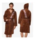 Peignoir Star Wars Chewbacca avec capuche