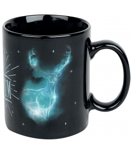 Mug Harry Potter EXPECTO PATRONUM GLOW IN