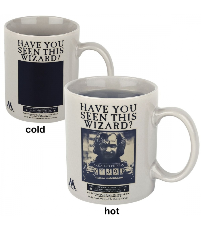 Harry Wanted Black Mug Sirius Potter 8nkXPNwO0