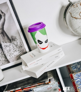 The Dark Knight Travel Mug (Joker)