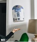 Abat-Jour Papier Star Wars R2D2