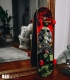 Skate Powell Peralta Complete Skull & Sword Storm Red 31,75