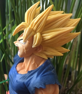 Figurine Dragonball Z Goku Super Legend Battle Figure 25 cm