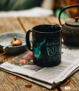 Harry Potter Mug Expecto Patronum Glown In