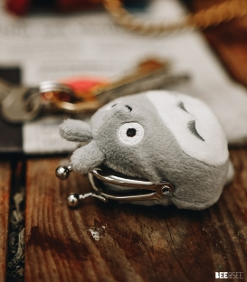 Coin bank Totoro