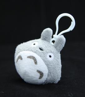 Mini peluche Totoro avec clip