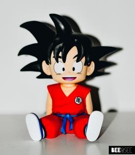Mini coin Bank Son Goku Dragon Ball