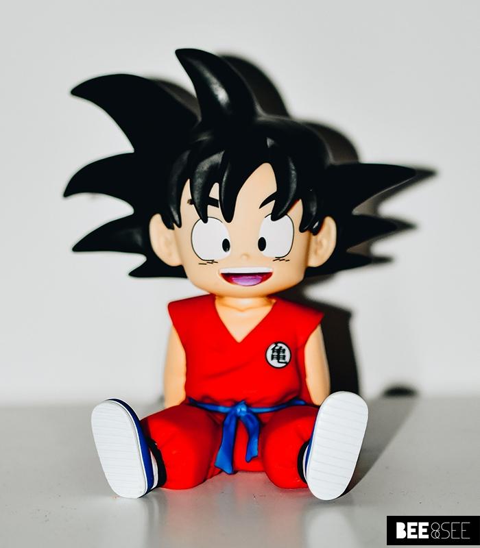 Coin Bank Son Goku Dragon Ball Z