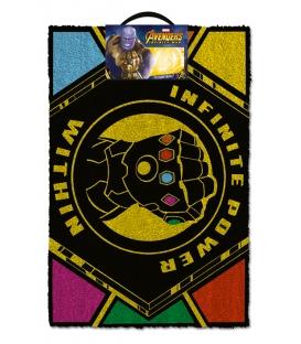 Avengers Infinity War Doormat
