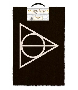 Harry Potter Deathly Hallows Doormat