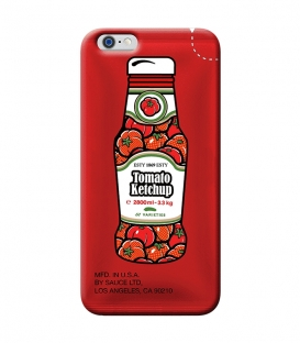 Coque Ketchup iPhone 6 et 6S