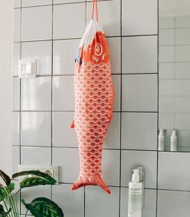 DOIY Koinoborie Red Travel Laundry Bag