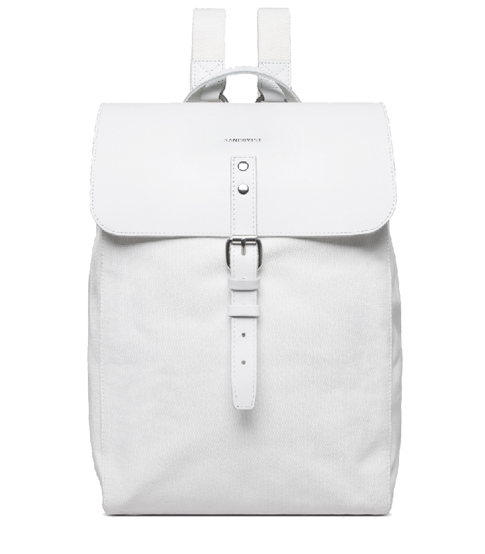 998bd3c9f Sandqvist Alva Off White Backpack