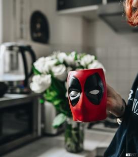 Mug Deadpool 3D