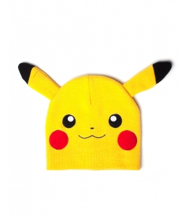 Bonnet Difuzed Pokemon Pikachu