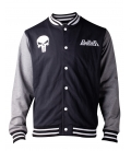 Marvel The Punisher Men's Varsity Jacket