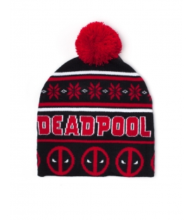 Deadpool Christmas Beanie