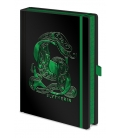 Harry Potter Slytherin Premium A5 Notebook