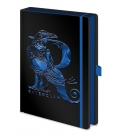 Harry Potter Ravenclaw Premium A5 Notebook