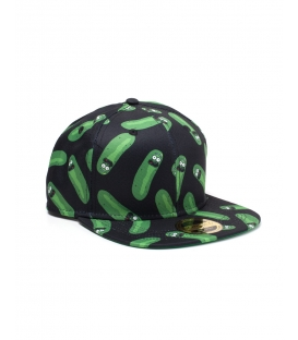 Rick and Morty Snapback Cap