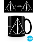 Mug Harry Potter Effet Thermique The Deathy Hallows