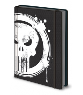 Carnet A5 Premium Marvel The Punisher