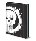 Marvel The Punisher Premium A5 Notebook