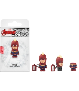Marvel Captain Marvel Tribe 3D USB Key 16GB - Groot