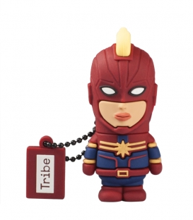 Clé USB Tribe 3D 16 GO Marvel Captain Marvel
