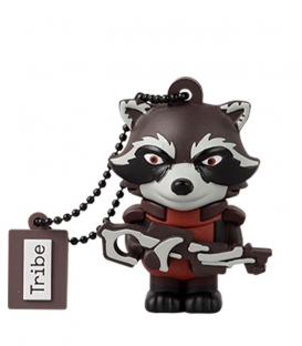 Marvel GOG Tribe 3D USB Key 16GB-Rocket Raccoon