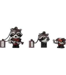 Marvel GOG Tribe 3D USB Key 16GB-Rocket Raccoon