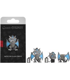 Clé USB 16Go 3D Game of Thrones Viserion