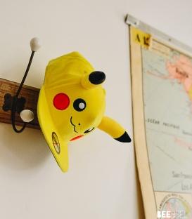 Pokemon Pikachu Plush Snapback
