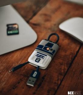 Câble Lightning Keyline 22CM Star Wars R2-D2