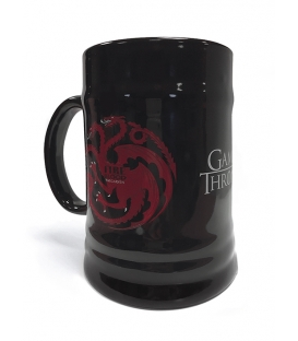 Mug 500 ml Game of Thrones - Maison Targaryen